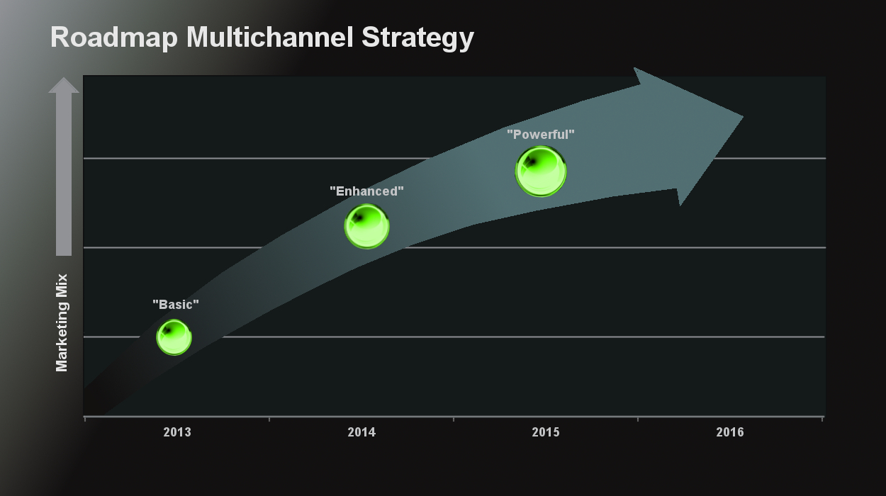 Roadmap Multichannel Stragy